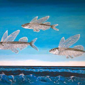 Vliegende vissen, 2009
